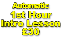 Auto & Manual Driving lessons in Deals Welwyn Garden City