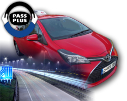 Pass Plus Course with Drive 121 School of Motoring